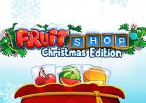 Играть в слот Fruit Shop Christmas Edition