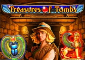 Играть в слот Treasures Of Tombs (bonus)