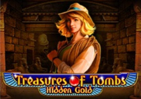 Играть в слот Treasures of Tombs: Hidden Gold