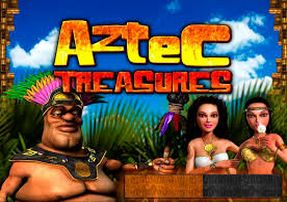 Играть в слот Aztec Treasure
