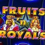 Играть в слот Fruits and Royals